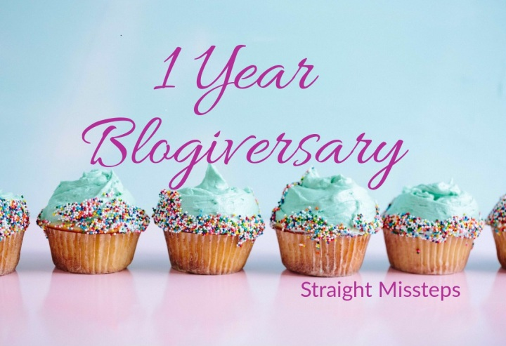 Happy Blogiversary!!!